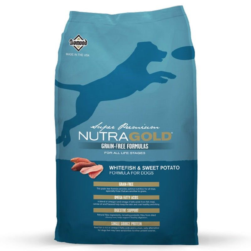 Nutra Gold White Fish & Sweet Potato