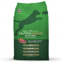 Nutra Gold Duck & Sweet Potato