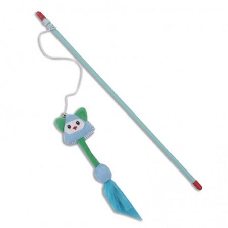 Arquivet bastão azul com rato