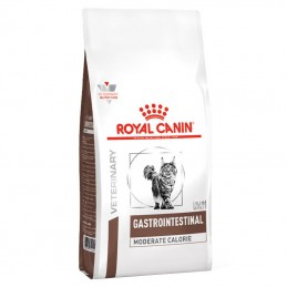 Royal Canin Veterinary Diets Cat Gastrointestinal Moderate Calorie