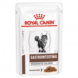 Royal Canin Veterinary Diets Cat Gastrointestinal Moderate Calorie wet
