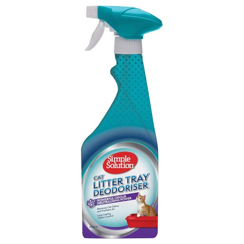 Simple Solution Cat Litter Tray Deodoriser