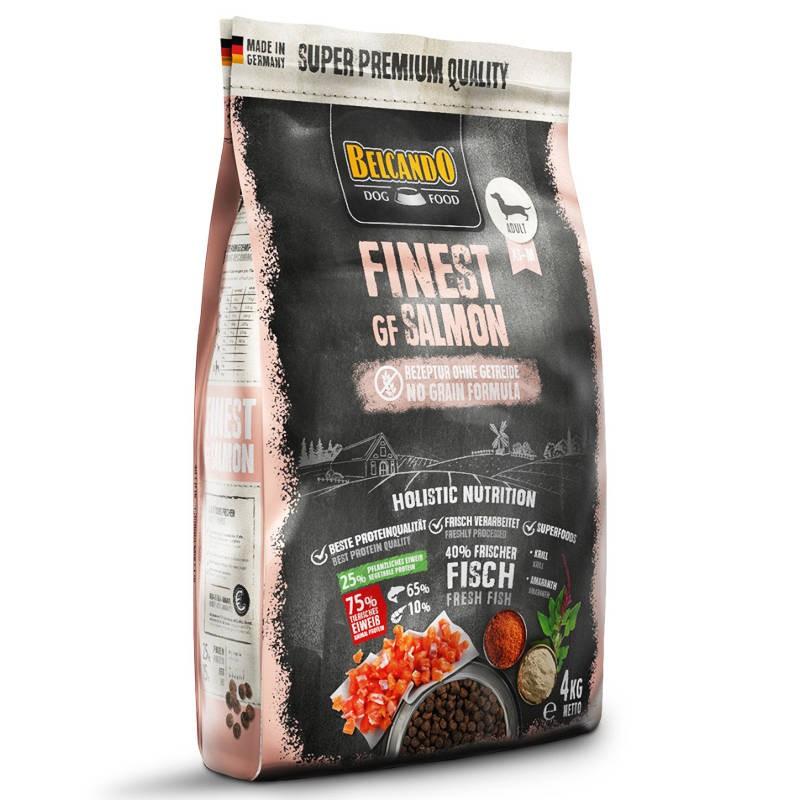 Belcando Adult Small & Medium Grain Free Salmon