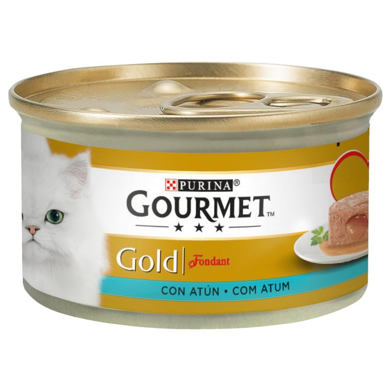 Purina Gourmet Gold Fondant Atum