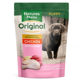 Natures Menu Original Puppy Chicken & Lamb