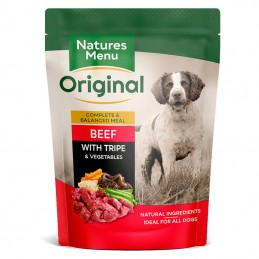 Natures Menu Original Beef with Tripe & Vegetables