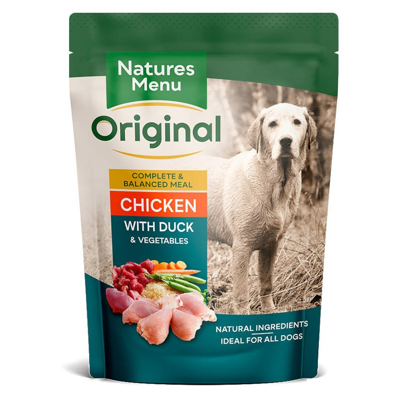 Natures Menu Original Chicken with Duck & Vegetables
