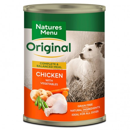 Natures Menu Original Chicken with Vegetables