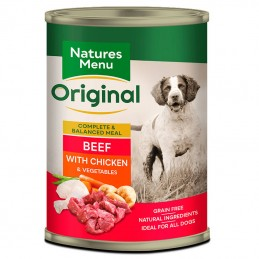 Natures Menu Original Beef with Chicken & Vegetables