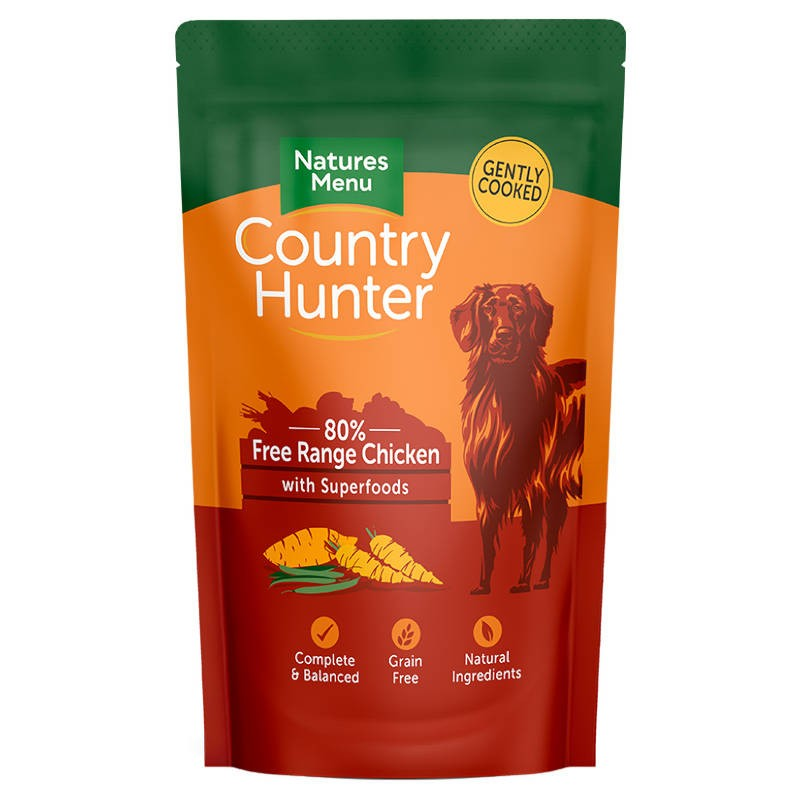 Natures Menu Country Hunter Chicken with Superfoods
