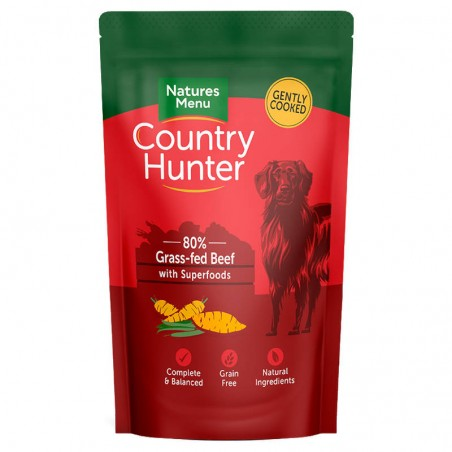 Natures Menu Country Hunter Beef with Superfoods