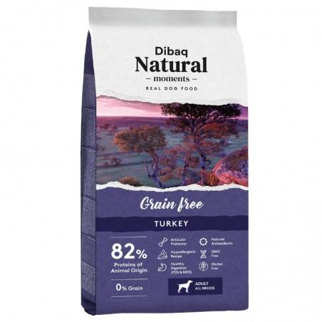Dibaq Natural Grain Free Adult Hypoallergenic Turkey