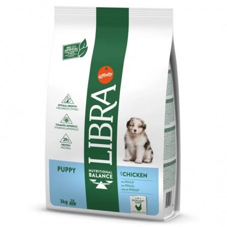 Libra Puppy Chicken