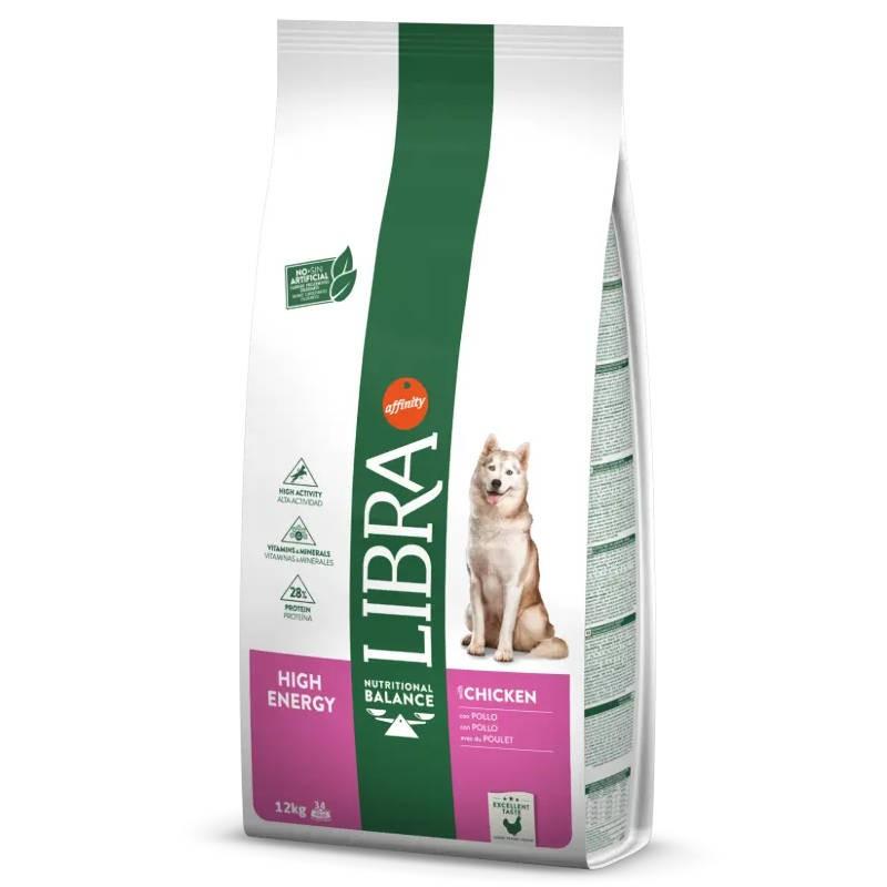 Libra High Energy