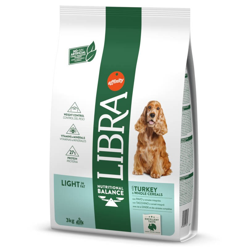 Libra Adult Light Turkey & Whole Cereals