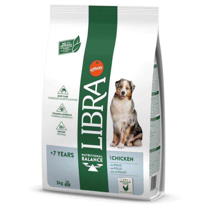 Libra +7 Years Chicken