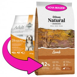 Dibaq Natural Adult Lamb