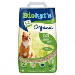 Biokat's Areia Aglomerante Organic Biodegradável