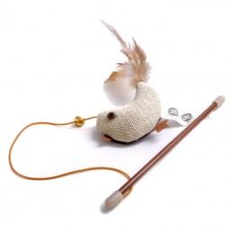 JK Bastão com pássaro