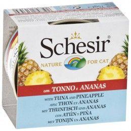 Schesir Cat Atum com Ananás wet lata