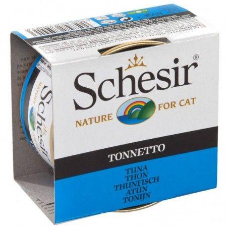Schesir Cat Atum em gelatina wet lata