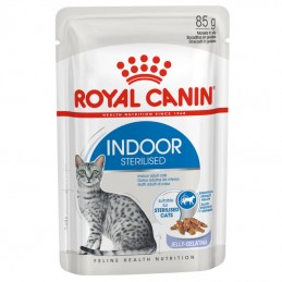 Royal Canin Indoor Sterilised em geleia