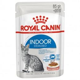 Royal Canin Indoor Sterilised em molho