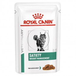 Royal Canin Veterinary Diets Cat Satiety Weight Management wet