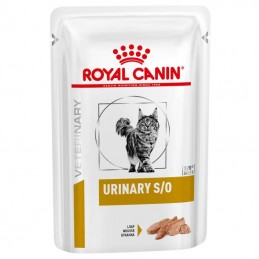 Royal Canin Veterinary Diets Cat Urinary S/O wet em mousse