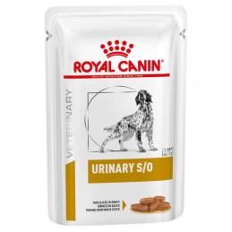 Royal Canin Veterinary Diets Urinary S/O wet em molho