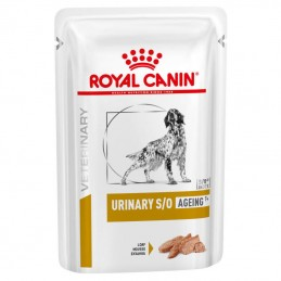Royal Canin Veterinary Diets Urinary S/O Ageing 7+ wet