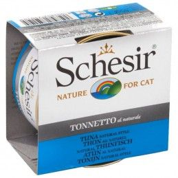 Schesir Cat Atum ao natural wet lata