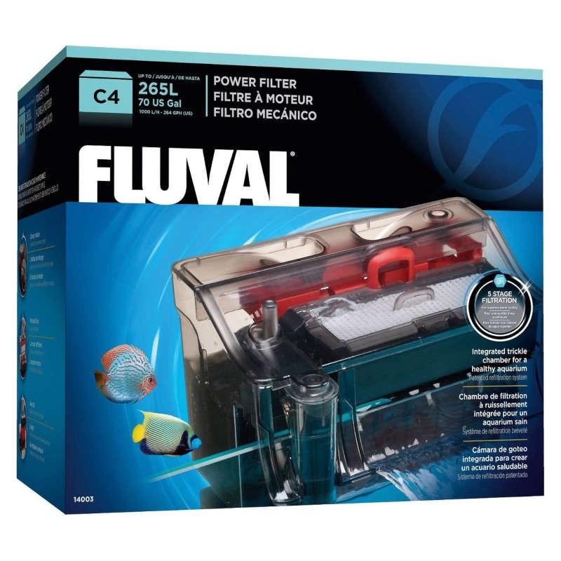 Filtro Fluval C4 265lt