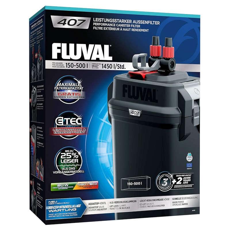 Filtro Fluval externo Série 07 modelo 407