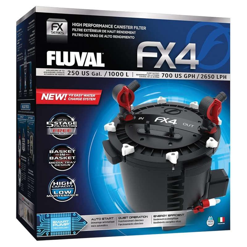 Filtro Fluval FX4 Fluval - 1