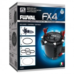 Kit manutenção para filtro Fluval FX4