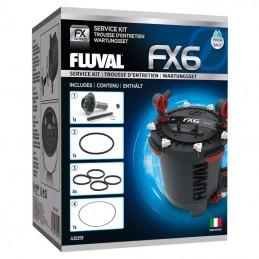 Kit manutenção para filtro Fluval FX6