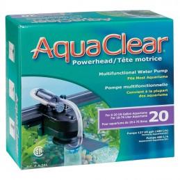 Bomba multifuncional Powerhead AquaClear 20