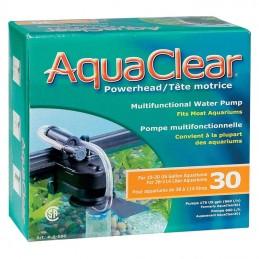 Bomba multifuncional Powerhead AquaClear 30