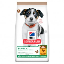Hill's Science Plan Puppy Small & Medium no Grain Chicken Hill's - 1