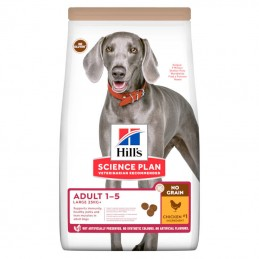 Hill's Science Plan Adult Large Breed no Grain Chicken