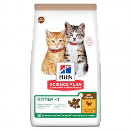 Hill's Science Plan Cat Kitten no Grain Chicken