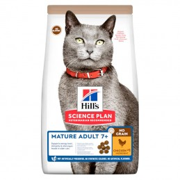 Hill's Science Plan Cat Mature Adult 7+ no Grain Chicken