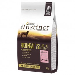 True Instinct Dog High Meat Adult Medium & Maxi Salmon & Tuna
