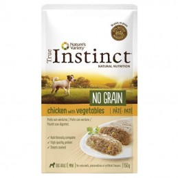 True Instinct Dog no Grain Adult Mini Chicken wet