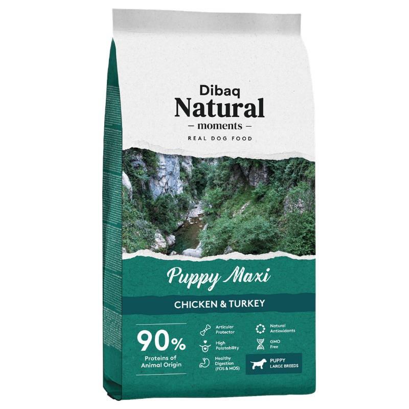 Dibaq Natural Puppy Maxi Chicken & Turkey