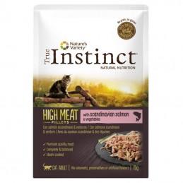 True Instinct Cat High Meat Adult Salmon wet