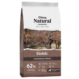 Dibaq Natural Dietetic Chicken & Turkey