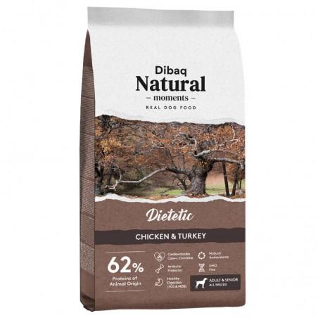 Dibaq Natural Adult & Senior Dietetic Chicken & Turkey