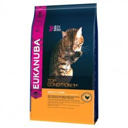 Eukanuba Cat Adult Top Condition 1+ Chicken